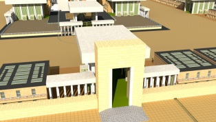 The Third Temple.